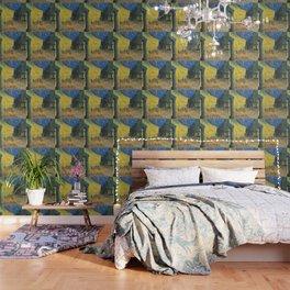 Vincent van Gogh - Cafe Terrace at Night Wallpaper