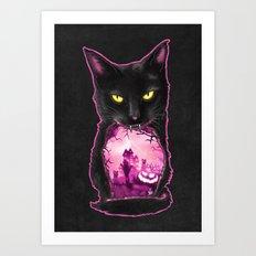 Soul Guardians Art Print