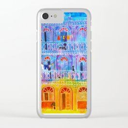Old Havana Clear iPhone Case