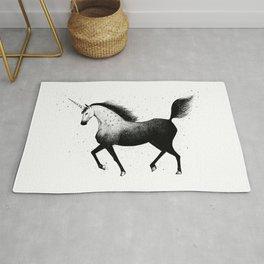 Starlight unicorn Rug