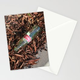 Coke Cane 1 Stationery Cards