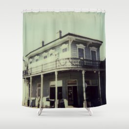 French Quarter Shower Curtain