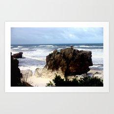 Sea Foam #2 Art Print