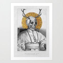 Pater Nostrum Art Print
