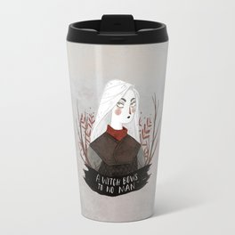 Manon Blackbeak Travel Mug