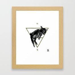 Alazne II Framed Art Print