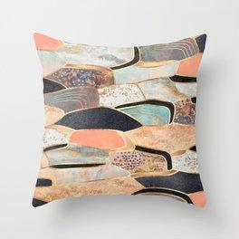Pretty Stone 1 Throw Pillow