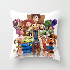 ToyStory Throw Pillow