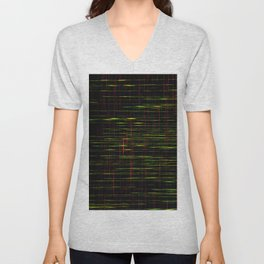 Horizontal and vertical Unisex V-Neck