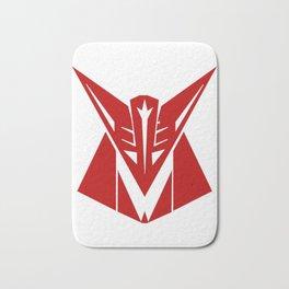 Decepticon Zoltar (Mono) Bath Mat