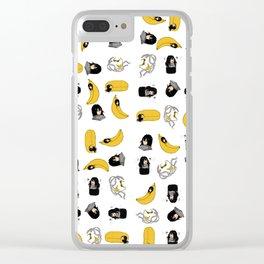 aizawa Clear iPhone Case