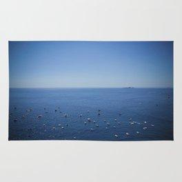 Amalfi coast 1 Rug