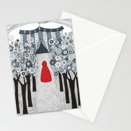 Joining the Circus Stationery Cards