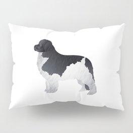 Newfoundland Dog Pillow Sham