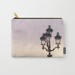 Paris Street Style No. 1 Carry-All Pouch