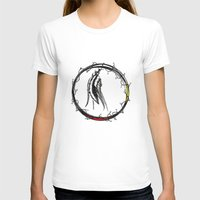 medicine T-shirts featuring WOVEN MEDICINE by Fluffydstroyer