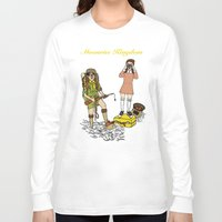 moonrise kingdom Long Sleeve T-shirts featuring Moonrise Kingdom by Vincent Galea