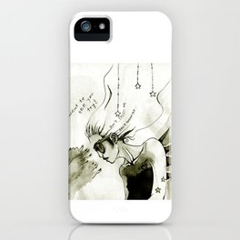 +I want to see you try+ iPhone Case