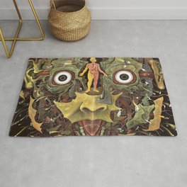 Journey of The Wounded Healer  Rug