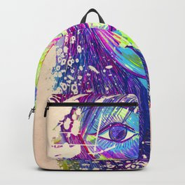 There Is A Million Fish in the Sea, But I Am A Mermaid Backpack