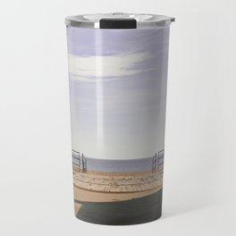 Asbury Park, New Jersey Travel Mug