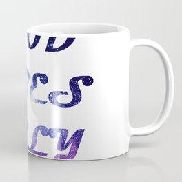 Good vibes only 2 Coffee Mug