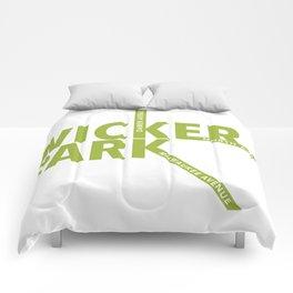 Wicker Park Comforters