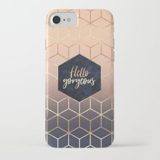 Hello Gorgeous iPhone 7 Slim Case