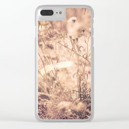 Super Bloom 7321 Paradise Joshua Tree Clear iPhone Case