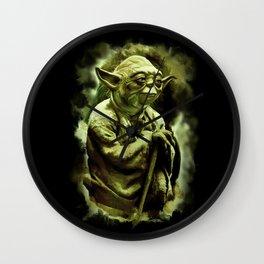 Grand Master Yoda Wall Clock