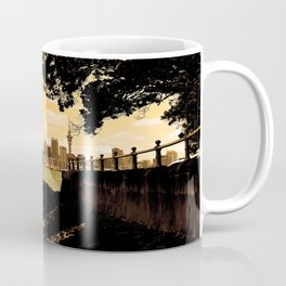 Auckland from Mission Bay Coffee Mug
