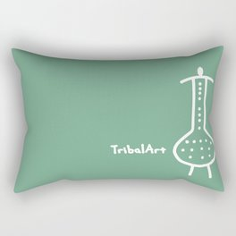 TribalArt Rectangular Pillow
