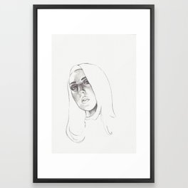 Highlight Framed Art Print