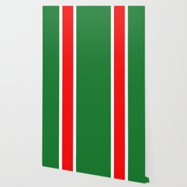 TEAM COLORS 10...RED ,GREEN , WHITE Wallpaper