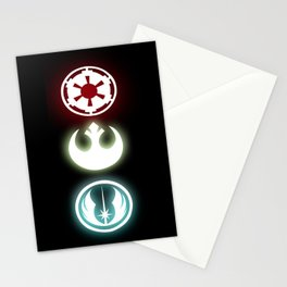 May the Factions Be With You!  Stationery Cards