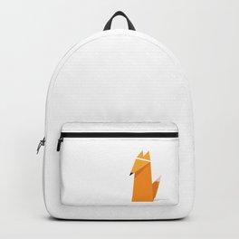 Folded Fox Backpack
