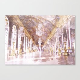 Palace Ballroom Canvas Print