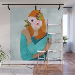 Embrace Change #painting #concept Wall Mural