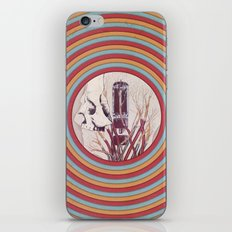 Wired Mind iPhone & iPod Skin