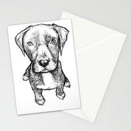 GOOD BOYE Stationery Cards