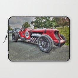 Vintage Napier Bentley Racing Car Laptop Sleeve