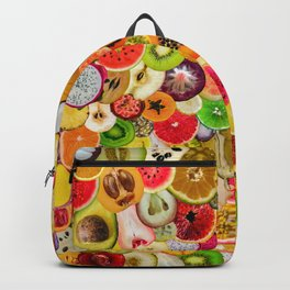 Fruit Madness (All The Fruits) Backpack