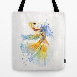 Betta Tote Bag
