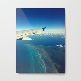 Up and Above Metal Print