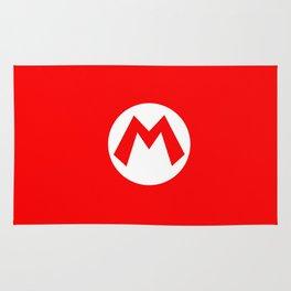 Nintendo Mario Rug