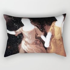 Brutalized Gainsborough 3 Rectangular Pillow
