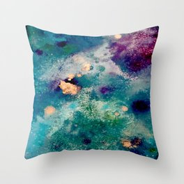 Vast Throw Pillow