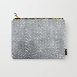 Diamond Metal Carry-All Pouch
