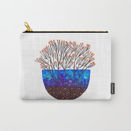 Underwater Tree Carry-All Pouch