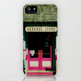 Tannersville General Store iPhone Case
